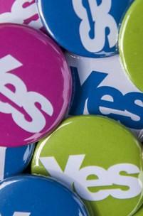 """Um """"Não"""" Escocês que pode ser um """"Sim"""""""