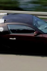 Bugatti, o carro mais rápido do que o Flash