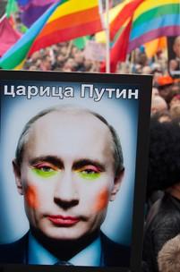 A Homofobia na Rússia