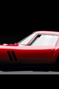 É um Ferrari 250 GTO para a mesa do canto