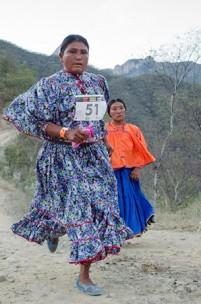 Os Rarámuris, uma tribo corredora