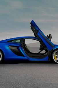 Quando a McLaren faz Carros