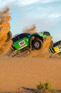 Um desafio chamado Dakar