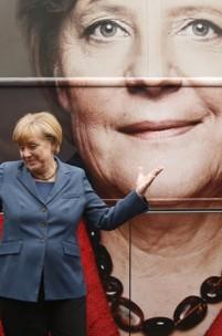 Angela Merkel: chanceler alemã ou europeia?