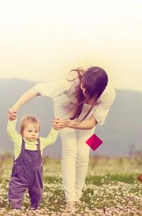 Quando nasce uma Mãe