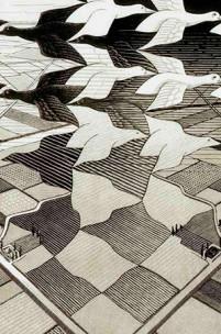 A mágica arte de Escher