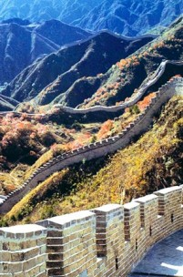 De visita à China