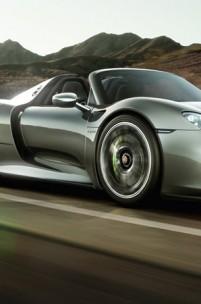 918 Spyder – a velocidade sobre rodas