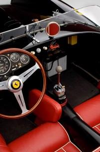 O que tem o Ferrari 250 Testa Rossa de especial?
