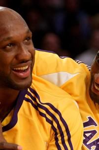Lamar Odom não é uma estrela de Reality Show, é um campeão da NBA