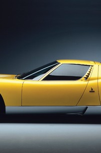 Lamborghini Miura – o pai dos Super-Carros