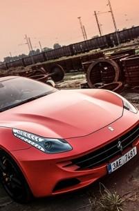 O shooting brake da Ferrari