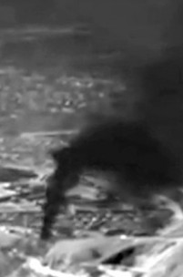 Uma Catástrofe Ambiental. A fuga de gás em Aliso Canyon