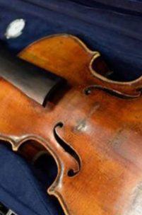 Um violino perdido