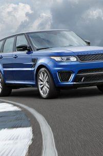 O Special One da Range Rover