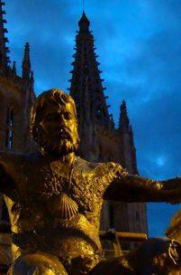 Santiago de Compostela e as Catedrais do Caminho Francês